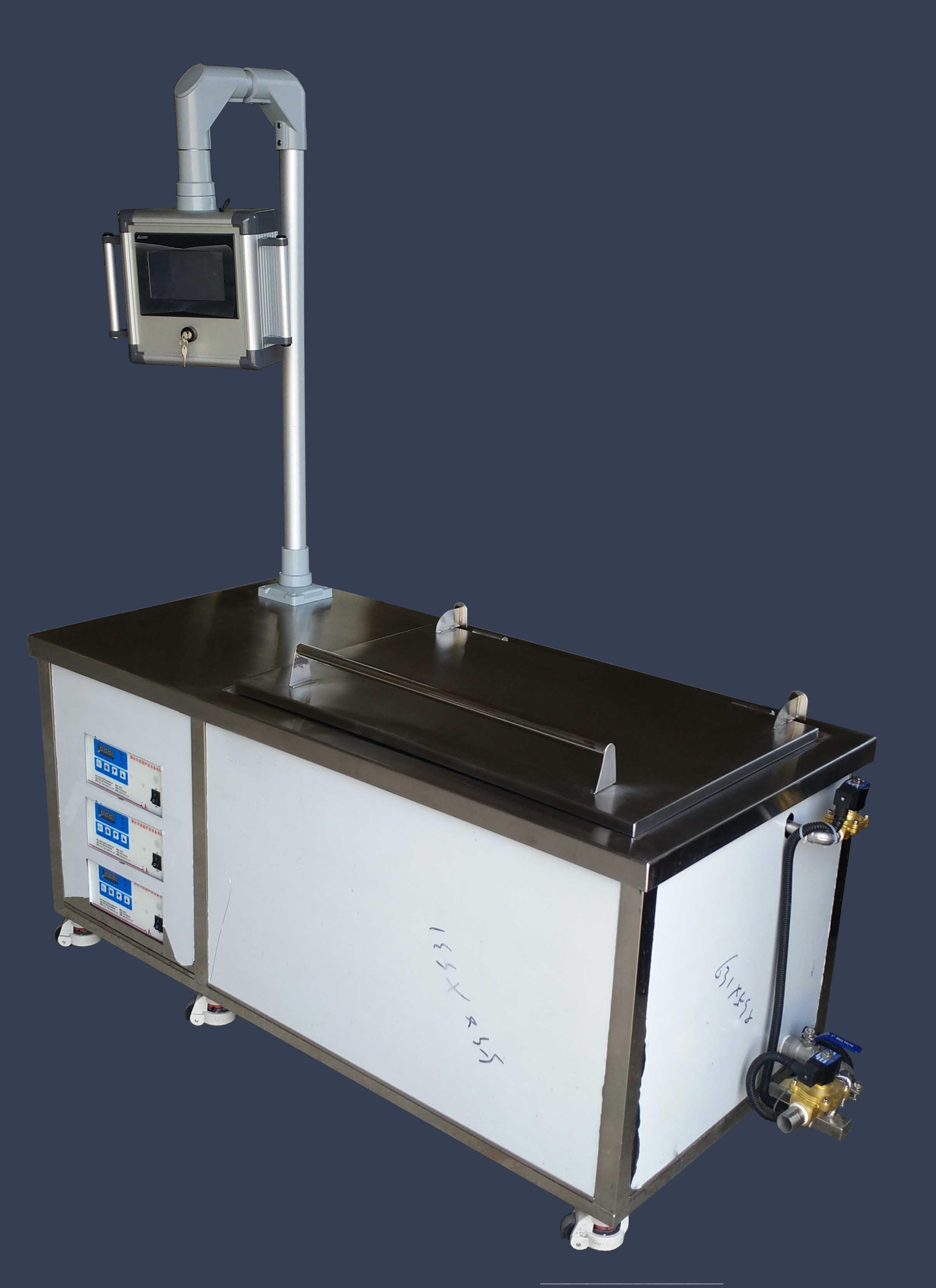 医用、医药、食品行业超声波清洗机