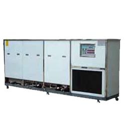 气相溶剂多槽超声波清洗机