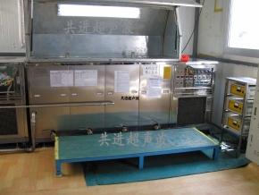 四槽溶剂超声波清洗机