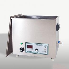 小型单槽超声波清洗机